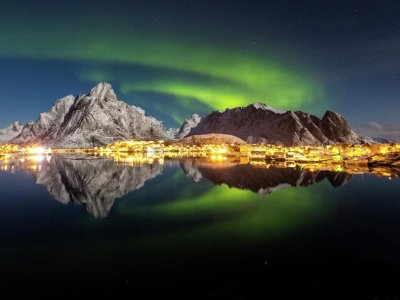 10D7N(GD10EHS)Norway & Finland Aurora Quest