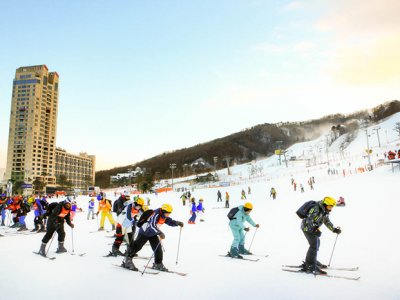 6天4夜 首尔/京畿道/雪岳山+滑雪之乐 6D4N SEOUL/GYEONGGI-DO/MOUNT SORAK+SKI FUN (GDDZY)