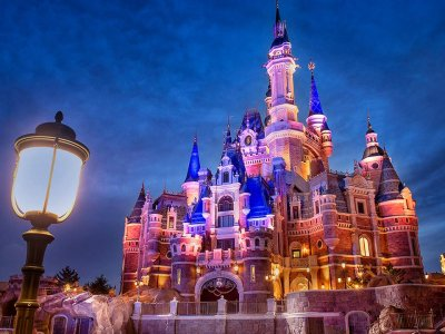 8D6N(GDCEI)China Shanghai / Hangzhou / Anji / Wuxi / Disneyland + Hello Kitty Land Park