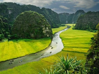 5天4夜 河内/下龙湾/三谷+1晚船上住宿 5D4N HANOI/HALONG BAY/TAM COC+Overnight on Cruise (GDVHR)