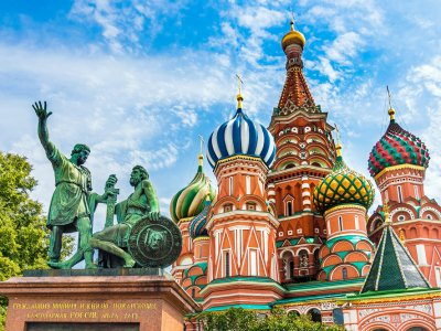 8D6N(GD8ESM)Journey of Russia