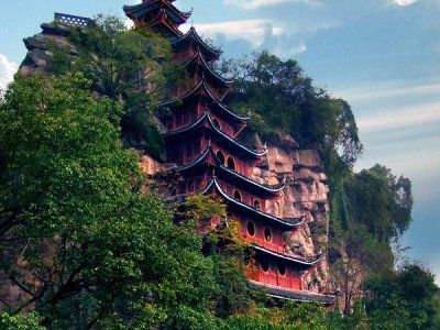 """8D6N(GDCYR-2)China Chongqing / Yichang + Dazu Rock Carvings + Yangtze River Three Gorges (Deluxe 5 ★Cruise """"President"""")"""