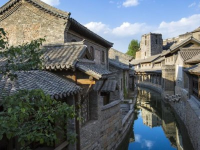 7D4N(GDCDF)China Beijing / Gubei Water Town