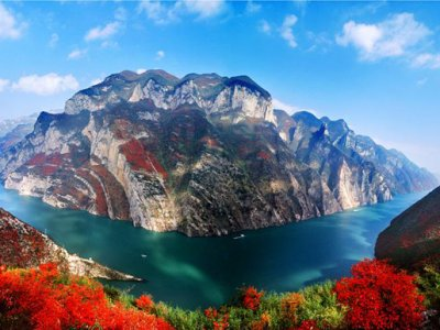 """7D5N(GDCYT-2)China Yangtze River Three Gorges + Wuhan + Chongqing (Deluxe 5 ★Cruise """"Century"""")"""